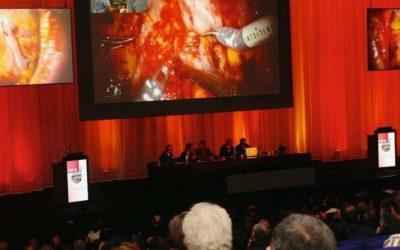 En live, 600 chirurgiens dans la salle d'opération – Journal Sud-Ouest 2/10/2017